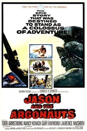 Nonton Film Jason and the Argonauts 1963 Sub Indo