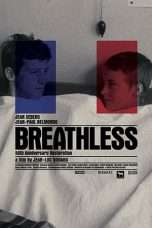 Nonton Streaming Download Drama Breathless (1960) Subtitle Indonesia