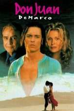 Nonton Streaming Download Drama Don Juan DeMarco (1995) Subtitle Indonesia
