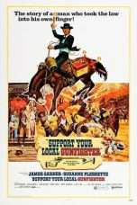 Nonton Streaming Download Drama Support Your Local Gunfighter (1971) Subtitle Indonesia