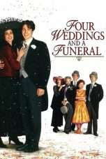 Nonton Four Weddings and a Funeral (1994) Subtitle Indonesia