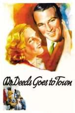 Nonton Mr. Deeds Goes to Town (1936) Subtitle Indonesia