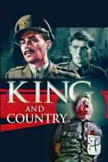 Nonton Streaming Download Drama King and Country (1964) Subtitle Indonesia