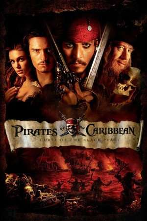 Nonton Film Pirates of the Caribbean: The Curse of the Black Pearl 2003 Sub Indo