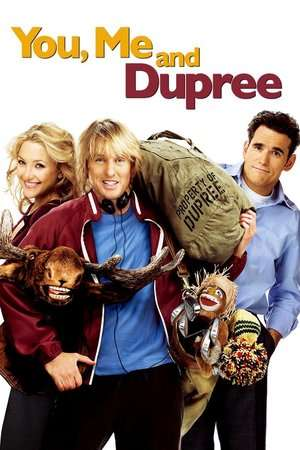 Nonton Film You, Me and Dupree 2006 Sub Indo