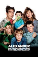 Nonton Alexander and the Terrible, Horrible, No Good, Very Bad Day (2014) Subtitle Indonesia