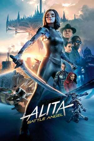 Nonton Film Alita: Battle Angel 2019 Sub Indo