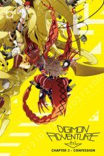 Nonton Streaming Download Drama Digimon Adventure Tri. – Chapter 3: Confession (2016) Subtitle Indonesia