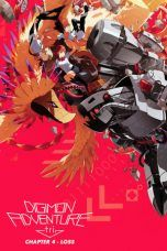 Nonton Streaming Download Drama Digimon Adventure Tri. – Chapter 4: Loss (2017) Subtitle Indonesia