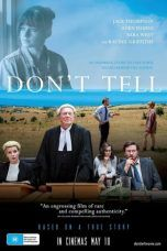 Nonton Streaming Download Drama Don't Tell (2017) Subtitle Indonesia