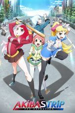 Nonton Streaming Download Drama Akiba's Trip The Animation (2017) Subtitle Indonesia