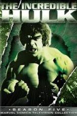 Nonton Streaming Download Drama The Incredible Hulk Season 05 (1982) Subtitle Indonesia