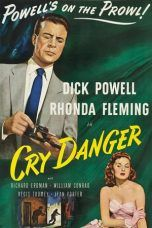 Nonton Streaming Download Drama Cry Danger (1951) jf Subtitle Indonesia