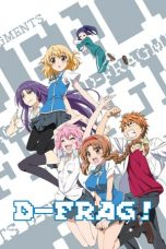 Nonton Streaming Download Drama D-Frag! (2014) Subtitle Indonesia
