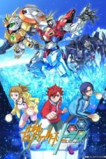 Nonton Gundam Build Fighters Try (2014) Subtitle Indonesia