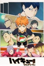 Nonton Streaming Download Drama Haikyuu!! Season 2 (2015) Subtitle Indonesia