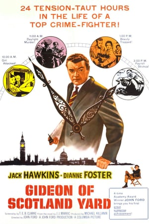 Nonton Film Gideon of Scotland Yard 1958 Sub Indo