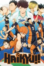 Nonton Streaming Download Drama Haikyuu!! (2014) Subtitle Indonesia