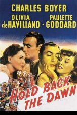 Nonton Hold Back the Dawn (1941) gt Subtitle Indonesia