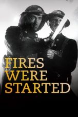 Nonton Fires Were Started (1943) gt Subtitle Indonesia