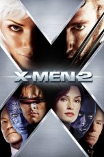 Nonton Streaming Download Drama X2: X-Men United (2003) jf Subtitle Indonesia