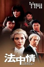 Nonton Streaming Download Drama Law or Justice? (1988) Subtitle Indonesia