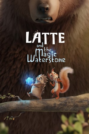 Nonton Film Latte and the Magic Waterstone 2019 Sub Indo