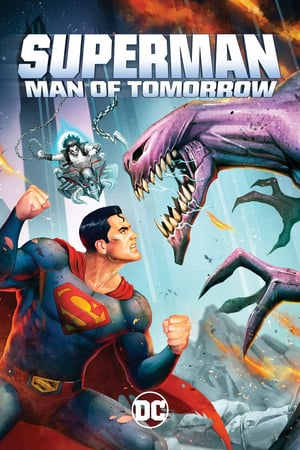 Nonton Film Superman: Man of Tomorrow 2020 Sub Indo