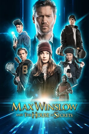 Nonton Film Max Winslow and The House of Secrets 2020 Sub Indo
