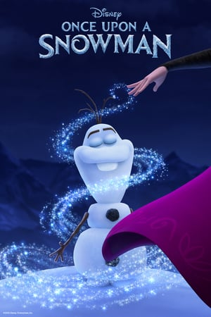 Nonton Film Once Upon a Snowman 2020 Sub Indo