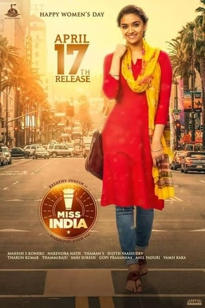 Nonton Film Miss India 2020 Sub Indo