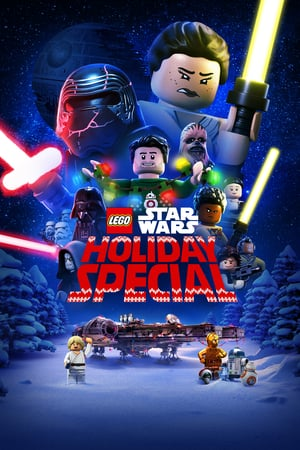 Nonton Film The Lego Star Wars Holiday Special 2020 Sub Indo
