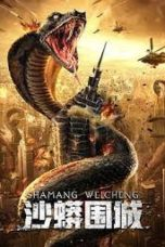 Nonton Snake Fall of A City / Sand Python Siege (2020) Subtitle Indonesia