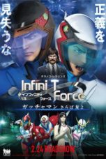 Nonton Infini-T Force the Movie: Farewell Gatchaman My Friend (2018) Subtitle Indonesia