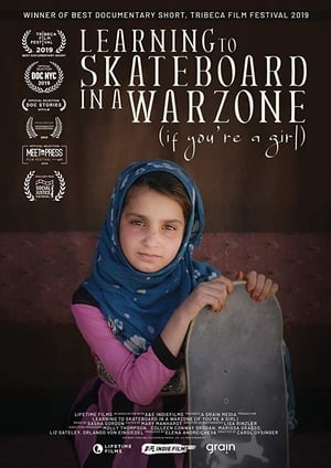 Nonton Film Learning to Skateboard in a Warzone If You're a Girl 2019 Sub Indo