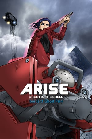 Nonton Film Ghost in the Shell Arise – Border 1: Ghost Pain 2013 Sub Indo