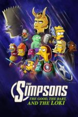 Nonton The Simpsons: The Good, the Bart, and the Loki (2021) Subtitle Indonesia